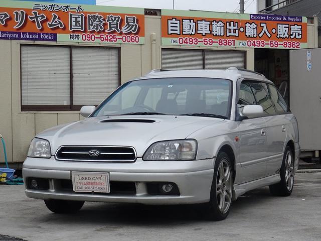 スバル GT-B E-tune 4WD 5速MTターボ キーレス85