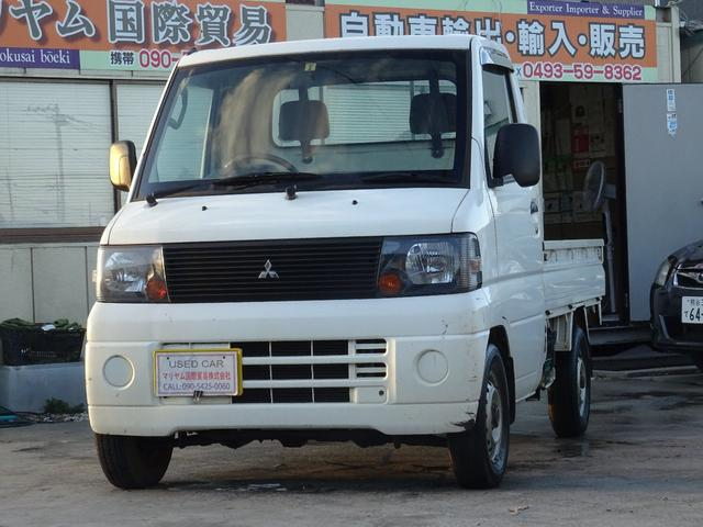 三菱 みのり 660 4WDエアコンクーラーパワステ5MT 294