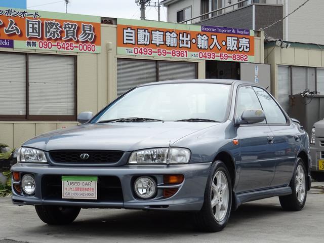 スバル SRX 4WD5速マニュアル 走行 19955KM修復歴無し