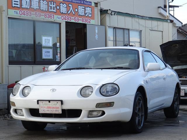 トヨタ セリカ SS-I タイミングベルト交換済み DVDナビ 172