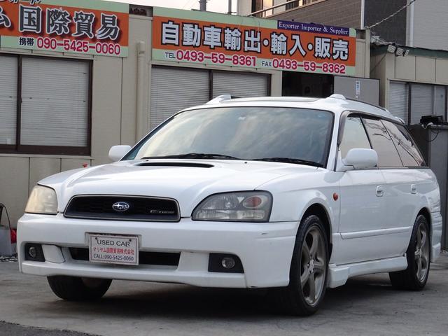 スバル GT-B E-tuneII4WDワンセグTVDVDナビ 71