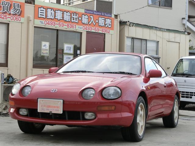 トヨタ SS-I5速マニュアル純正オーディオ走行52707KM120