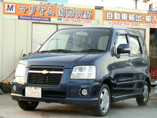シボレー Vセレクション ウィンカー付きドアミラキーレスフルフラットシート/アルミホイール  243