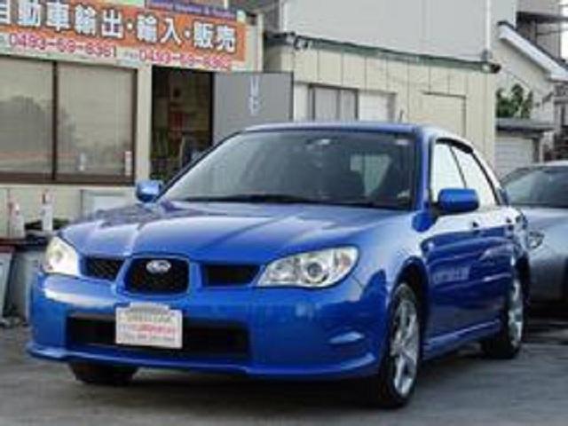 インプレッサスポーツワゴン 1.5R アルミホイール/ABS/ETC/電動格納ミラー/社外CD/運転席エアバック/助手席エアバック/パワステ/パワーウィンドウ/42
