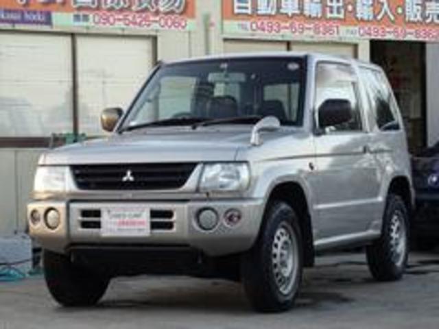 三菱 パジェロミニ X 5速マニュアル/パートタイム4WD/走行距離83636km/CD/運転席エアバック/助手席エアバック/パワステ/パワーウィンドウ/351