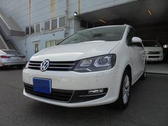 VW シャランTSI ハイラインブルーモーションテクノロジー ナビTV