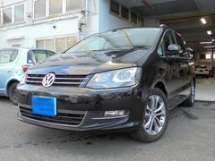 VW シャランTSI ハイラインブルーモーションテクノロジー