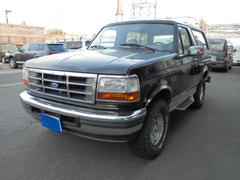 フォード ブロンコXLTスポーツ