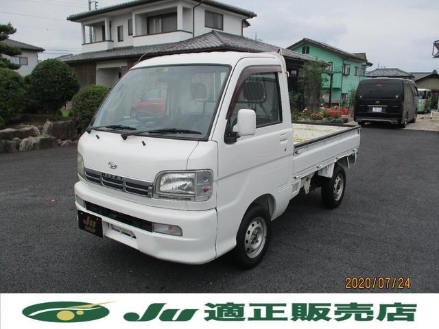 ダイハツ ハイゼットトラック EXT F5速 4WD AC PS