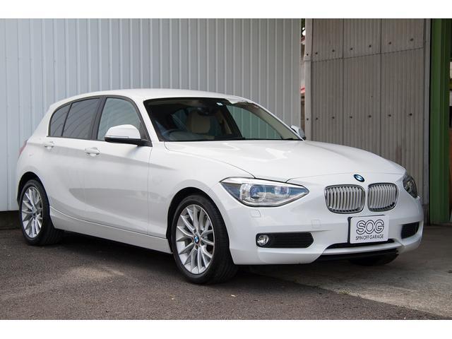 BMW 116i ファッショニスタ 1オーナー限定車 D記録簿 禁煙