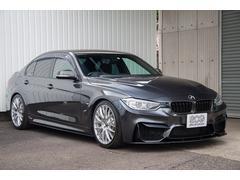 BMW320i Mスポーツ M3スタイリング&カーボンパーツ 禁煙