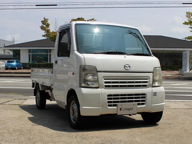 マツダ KC 軽トラ 4WD