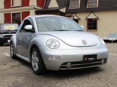 VW ニュービートルプラス 革シート サンルーフ