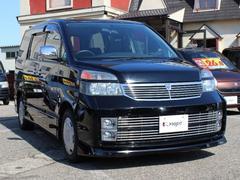 ヴォクシーX ファミリーカー スライドドア 4WD
