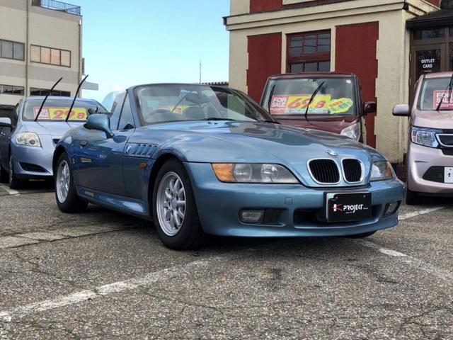 BMW ベースグレード オープン オートマ
