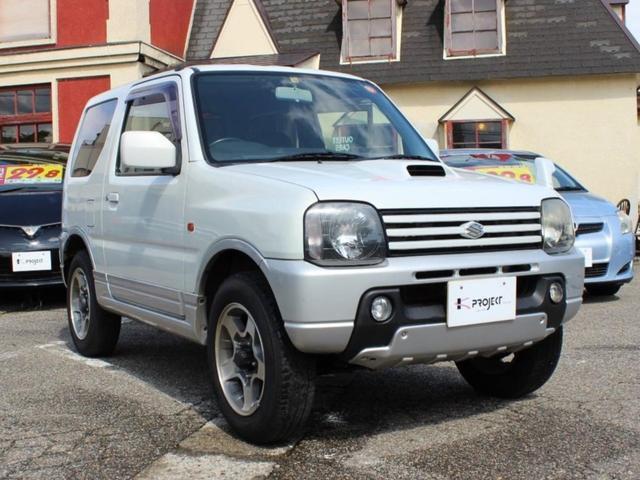 スズキ ワイルドウインド 4WD キーレス ホワイト