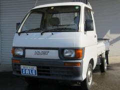 ハイゼットトラッククライマー 4WD マニュアル エアコン付き