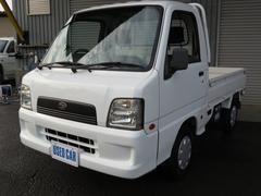 サンバートラックTB 4WD 5速マニュアル エアコン パワステ