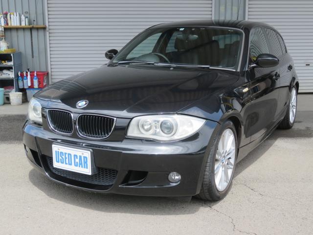 BMW 116i Mスポーツパッケージ パイオニアHDDナビ AW