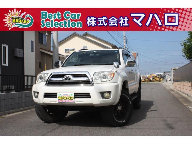 トヨタ SSR-G サンルーフ リフトアップ 社外ホイール