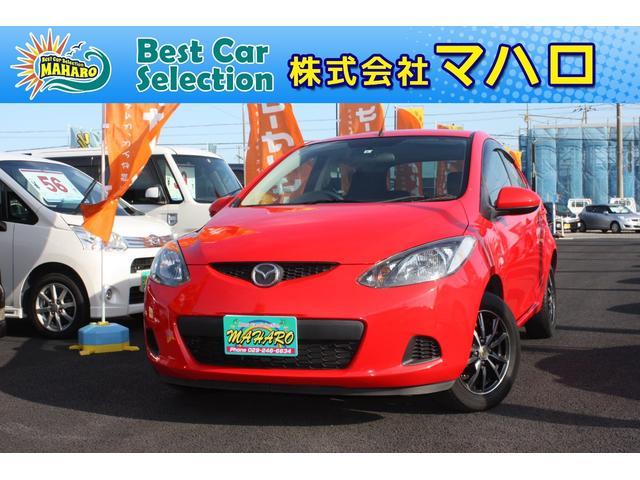 マツダ 13Cスマートエディション ABS CD キーレス ナビTV アルミ ダブルエアバッグ