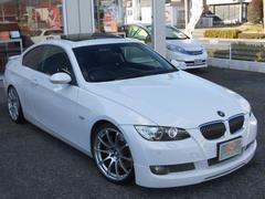 BMW335i黒革 サンルーフ KW車高調 19AW 純ナビ