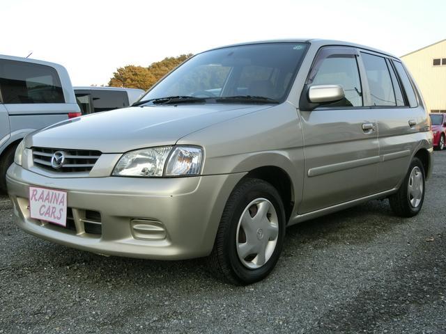 デミオ(マツダ) LX−Gスペシャル 中古車画像