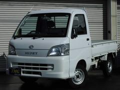 ハイゼットトラックエアコン・パワステ スペシャルパートタイム4WD 5速MT