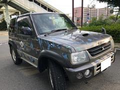パジェロミニVR 4WD キーレス フル装備 Wエアバック ABS AW