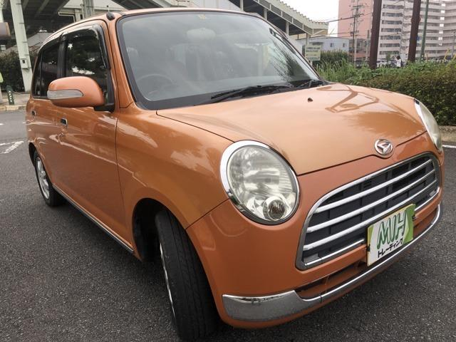 「ダイハツ」「ミラジーノ」「軽自動車」「埼玉県」の中古車