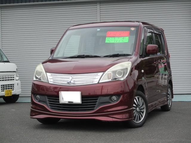 三菱 X メーカーオプションHIDライト付