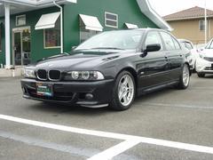 BMW525i Mスポーツ サンルーフ 純正ナビ