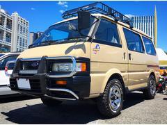 ボンゴワゴンWAUX ディーゼルターボ・4WD/スペクトロン仕様