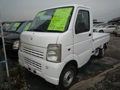 キャリイトラック5速マニュアル車 4WD 走行81100km AC PS