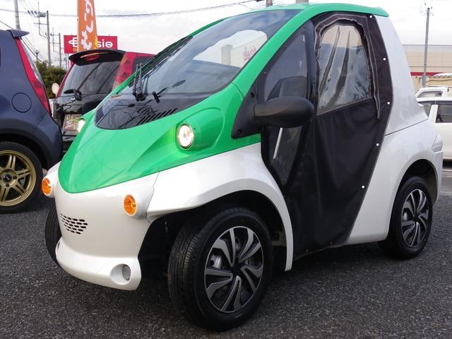 トヨタ  P・COM EV 電気自動車 フロントディスクブレーキ