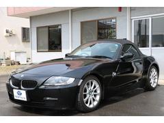 BMW Z4ロードスター2.5i 最終モデル 黒本革ヒーター 禁煙車