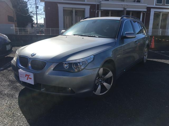 BMW 525iツーリング