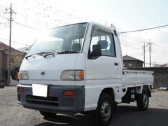サンバートラックベースグレード 4WD 5MT
