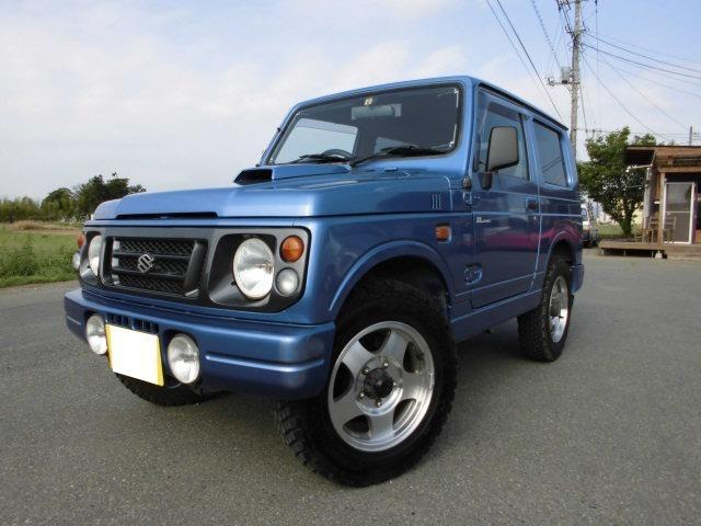スズキ XLリミテッド 4WD
