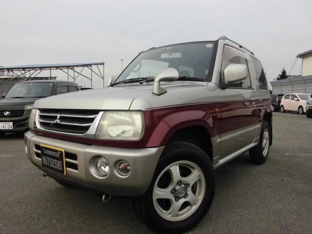 三菱 X 4WD AT