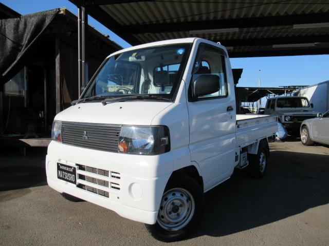 三菱 ミニキャブトラック VX−SE 5速 4WD エアコンパワ...