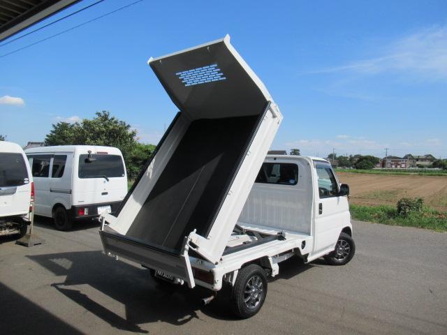 ホンダ アクティトラック ダンプ 4WD ダンプ 5速MT デフロック 走行3万キロ台 車検令和4年3月 修復歴なし
