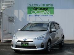 アクアSスマートエントリーPKG 純正ナビ・TV