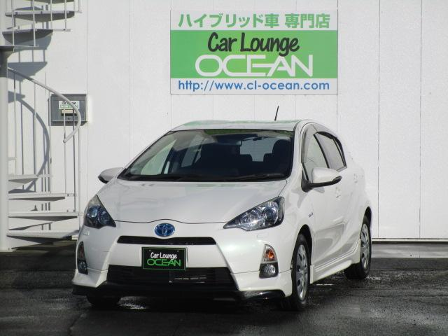 トヨタ G スマートエントリーPKG LEDライト エアロ