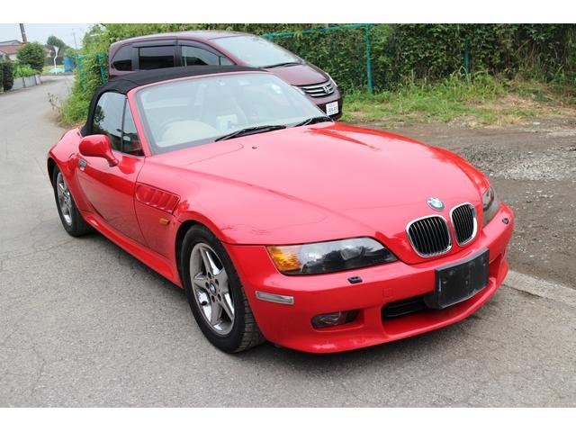 BMW Z3ロードスター 2.8 (車検整備付)