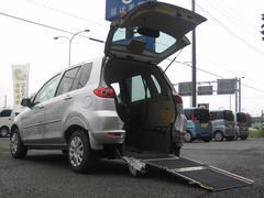 デミオカジュアル 車いすスローパー 福祉車両