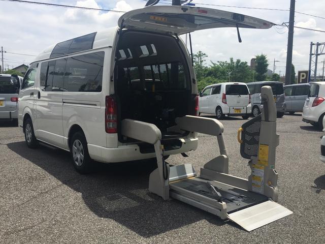 トヨタ 福祉車両 クリアランスソナー エアコン パワーウィンドウ