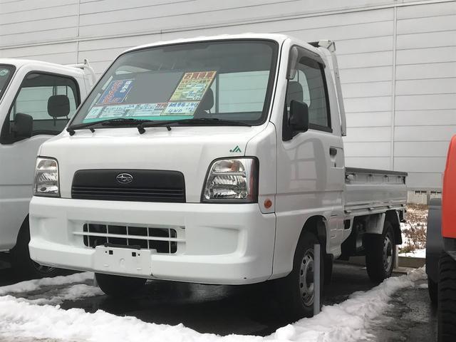 スバル JA 5速マニュアル 4WD エアコン