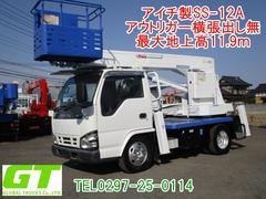 エルフトラック12m 高所作業車 アイチ SS−12A