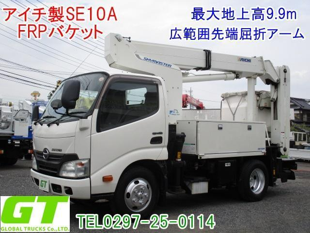 日野 高所作業車 アイチ SE10A